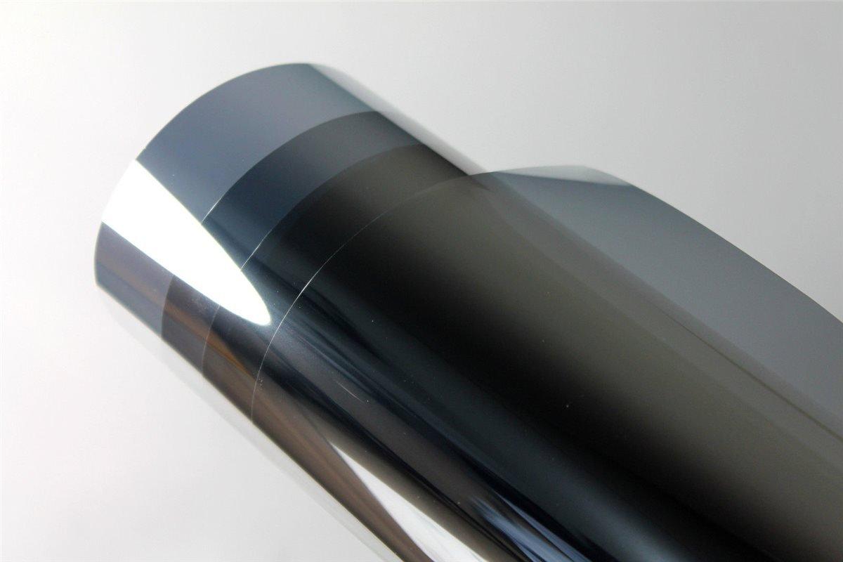 T/önungsfolie Meterware 95/% KFZ Scheibenfolie in 76cm Breite mit ABG 3 Meter