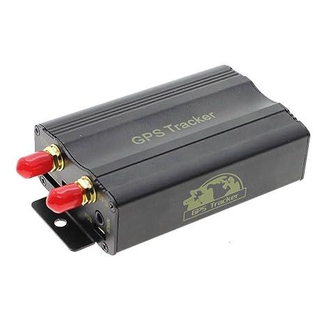 VANKER GSM / GPRS que sigue en tiempo real del coche del vehículo TK103B GPS del