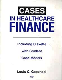 Case 29 cases in healthcare finance