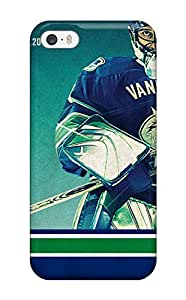 Top Quality Case Cover For Iphone 5/5s Case With Nice Vancouver Canucks (41) Appearance