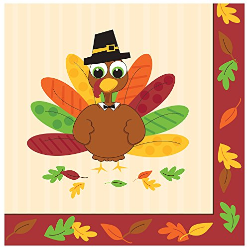 Top 10 recommendation thanksgiving napkins paper turkey