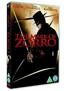 The Mark of Zorro [DVD] [1940]