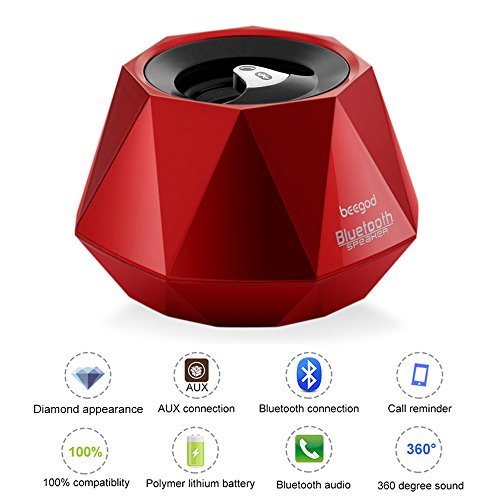 bluetooth-speakers-beegod-mini-diamond-bluetooth-wireless-stereo-speaker-with-mic-for-phone-and-aux-