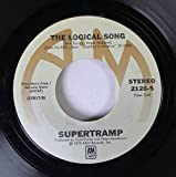 Supertramp 45 RPM The Logical Song / Just Another Nervous Wreck