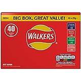 Walkers Crisps Variety Box 40 Packs