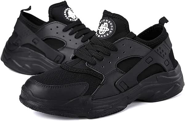Matter - Zapatillas de Running para Hombre, Color Negro, Talla 47: Amazon.es: Zapatos y complementos