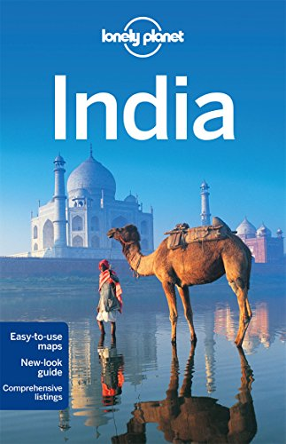 - Lonely Planet India (Travel Guide)