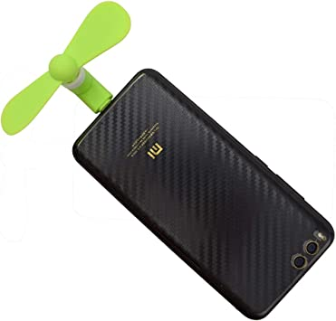 DURAGADGET Micro USB//USB Fan for Mobile Phones Compatible with The Chuwi HiBook Tablet
