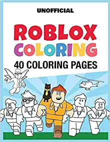Roblox Coloring 40 Coloring Pages Publishing Happyfun