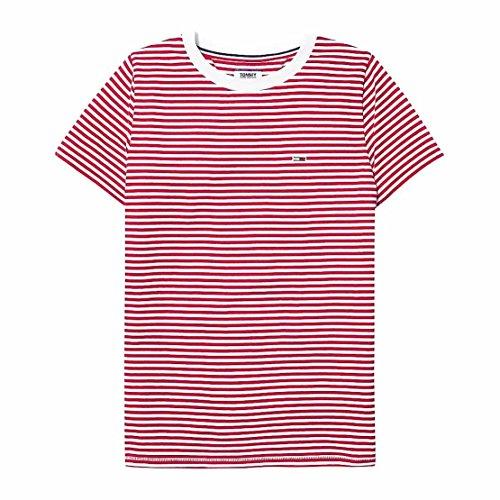 T Rosso Stripe shirt Classics Jeans Tommy xZ4OXq5ww