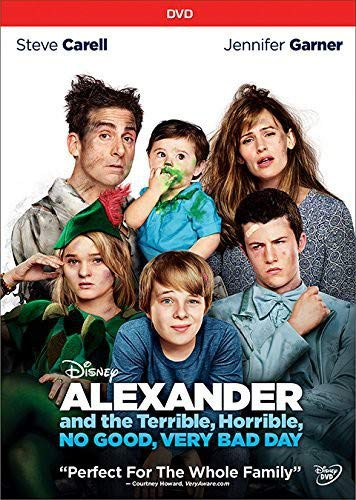Alexander And The Terrible, Horrible, No Good, Very Bad Day (And The No Good Very Bad Day)