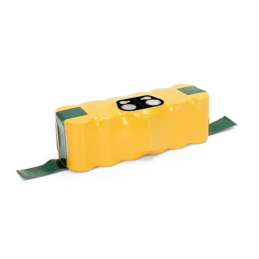 POWERAXIS 14.4V 4500mAh Ni-MH Aspiradora Bateria para iRobot Roomba 500 510 530 531 532 533 535 536 540 545 550 552 555 560 562 570 580 581 585 595 600 620 ...