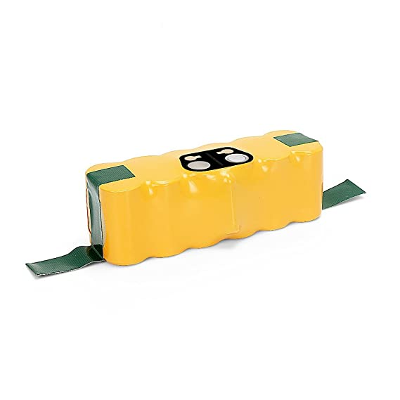 POWERAXIS 14.4V 4500mAh Ni-MH Aspiradora Bateria para iRobot Roomba 500 510 530 531 532 533 535 536 540 545 550 552 555 560 562 570 580 581 585 595 ...