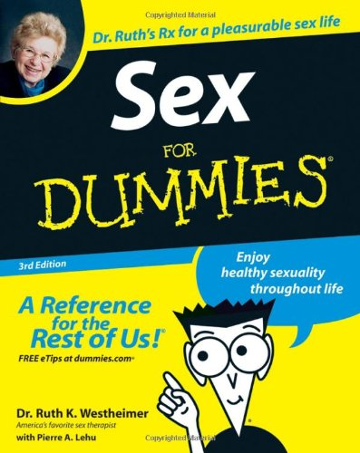 Having sex for dummies