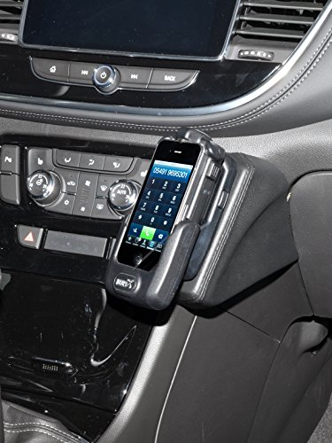 - Kuda 2615 Leather Mount Black Compatible with Buick Encore (Since 2017)