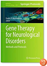 Gene Therapy for Neurological Disorders: Methods and Protocols (Methods in Molecular Biology)