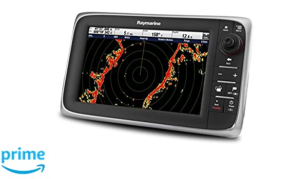 Amazon Com Raymarine C97 Multi Function Display Sonar With C Map Us Essentials Sports Outdoors