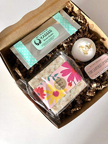 Amazon Com Mother S Day Gift Spa And Beauty Gift Box Handmade