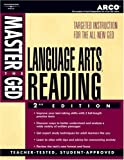 Master the GED Language Arts, Reading 2003, Peterson's Guides Staff, 0768909988