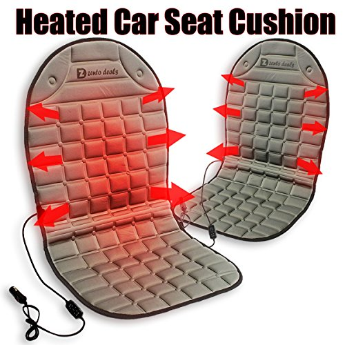 Zento Deals Cushion Heated Cover product image