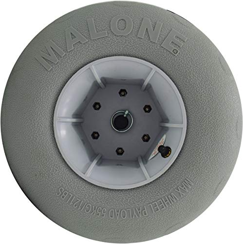 Malone Balloon Beach Wheels for Clipper/Xpress, Set of 2, MPG516 (Beach Tires)