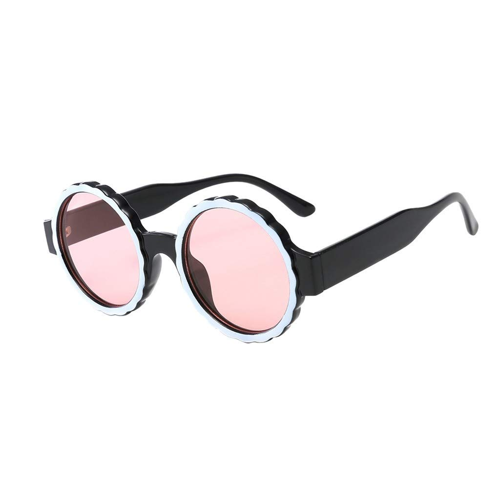 COGIGI Polarized Sunglasses For Women, Mirrored Lens Fashion Goggle Eyewear