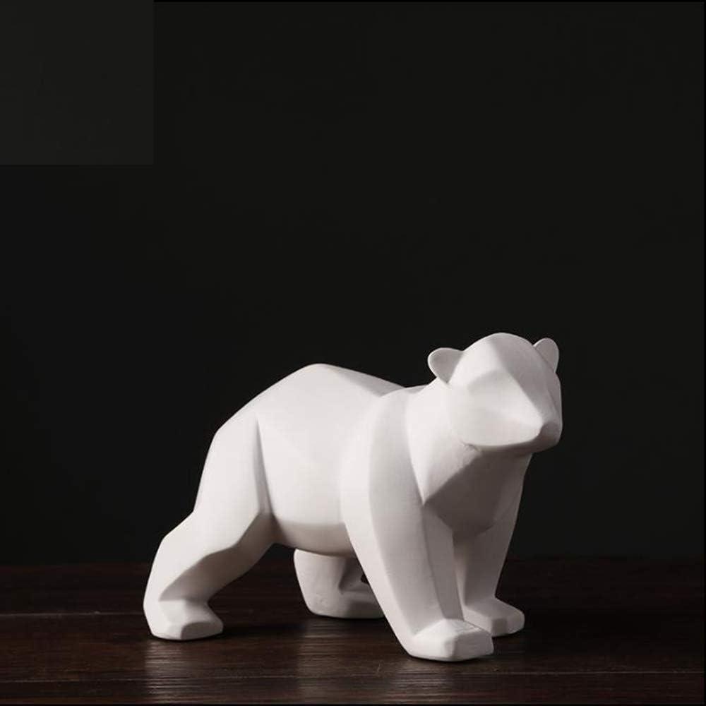 Figuritas Adornos Escultura decoración Rusia Pueblo Blanco Resina ...