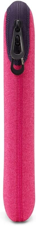 Cote /& Ciel Zippered Laptop Sleeve Long Opening 13 in Air Pro Retina Pink