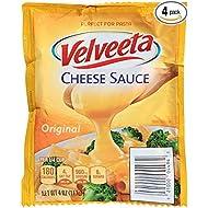 Velveeta Cheese Sauce - 4 4 Oz Packets