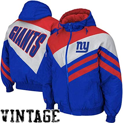 a11e59a7709 Image Unavailable. Image not available for. Color  Mitchell   Ness NFL New  York Giants ...