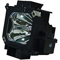 Lutema ELPLP22-P01 Epson ELPLP22 V13H010L22 Replacement LCD/DLP Projector Lamp (Philips Inside)