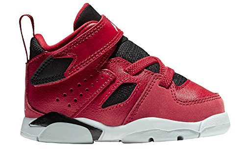 Jordan Toddler Flight Club 91 (TD) Gym RED White Black Size (Flight Club)