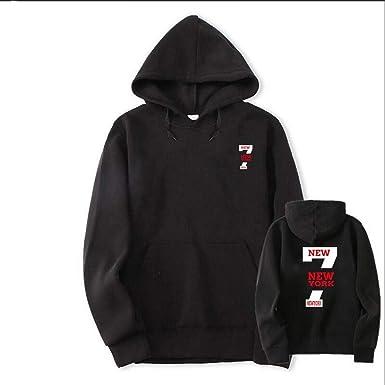 WEEKEND SHOP Astroworld Hoodies for Men Astroworld Hoodie Streetwear Man Pullover Sweatshirt Black