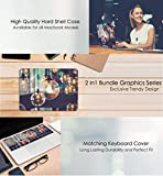TOP CASE – 2 in 1 Bundle Deal Graphics Rubberized