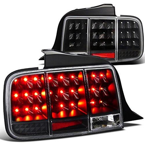 Shelby Cobra Led Tail Lights - 5