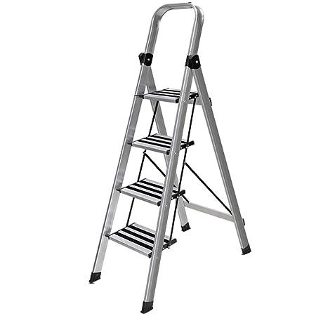 scala sgabello pieghevole alluminio