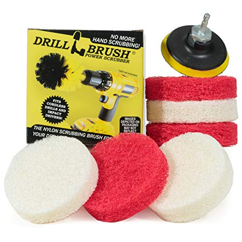 Bathroom Cleaning Supplies Drill