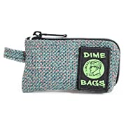 Dime Bags Padded Pouch with Soft Padded Interior | Protective Hemp Pouch for Glass with Interior Smell Proof Pocket…