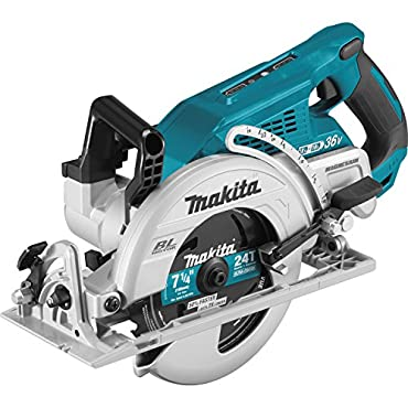Makita XSR01Z 18V X2 LXT Lithium-Ion (36V) Brushless Cordless Rear Handle 7-1/4 Circular Saw, Tool Only