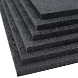 BXI Sound Absorber - 16 X 12 X 3/8 Inches 6 Pack