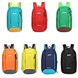 EDTara Outdoor Sports Backpack Polyester Waterproof Rucksack for Travelling Camping Hiking 10L Capacity