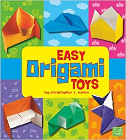 Easy Origami Basketball Hoop Folding Instructions | 288x260