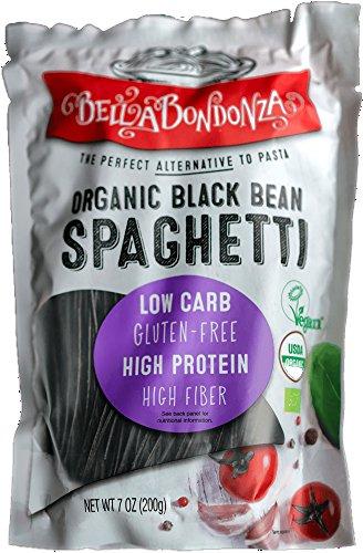 Bellabondonza Organic Black Bean Spaghetti