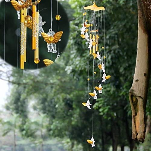 ECMQS - 4 Tubos de Molino de Viento para decoración de jardín: Amazon.es: Productos para mascotas