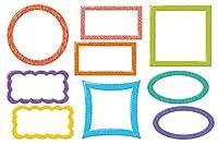 Scholastic Classroom Resources Jingle Jungle Frames Accents (SC553132)