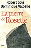 img - for La pierre de Rosette (French Edition) book / textbook / text book