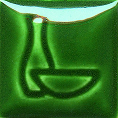 Duncan Envision Glazes - IN 1019 - Holiday Green - Pint