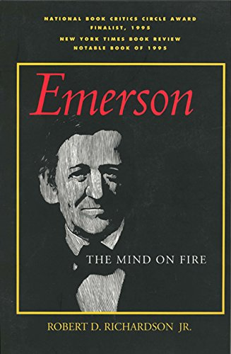 Emerson: The Mind on Fire (Centennial (Centennial Figures)