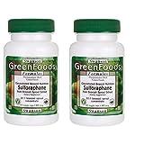 Cheap Swanson Sulforaphane from Broccoli 400 mcg 60 Veg Capsules 2 Pack