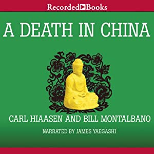 A Death in China Audiobook